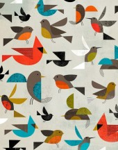 Birds 16x20